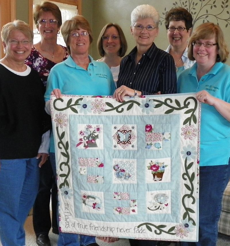 Quilt group pic