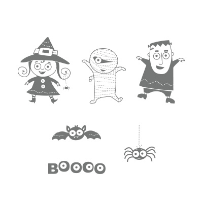 Googly ghouls